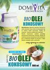 Bio Olej Kokosowy 900ml   Tłoczony na zimno   nierafinowany (2)