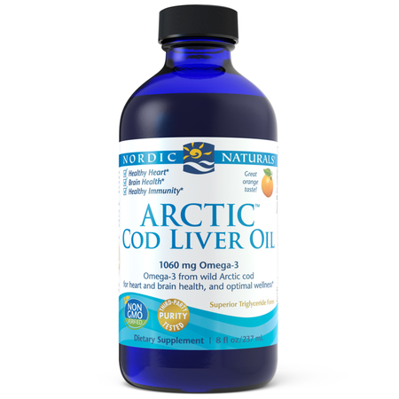 Arctic Cod Liver Oil 237ml (1)